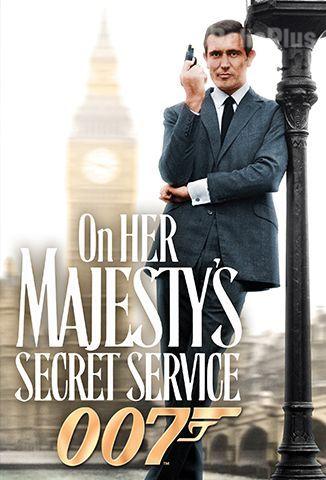 Agente 007: Al Servicio de Su Majestad
