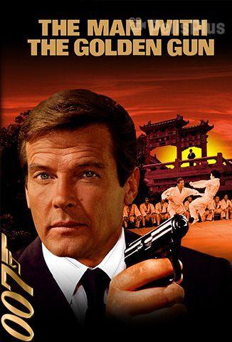 Agente 007: El Hombre Del Revólver De Oro