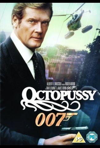 Agente 007: Octopussy Contra Las Chicas Mortales