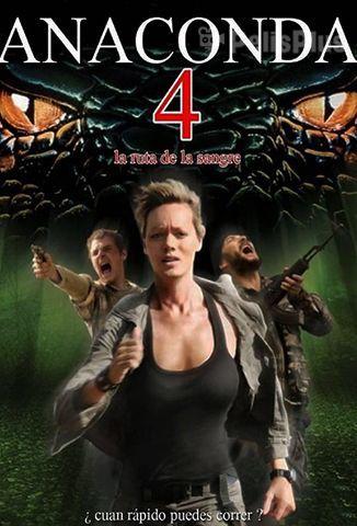 Anaconda 4: Rastro de Sangre