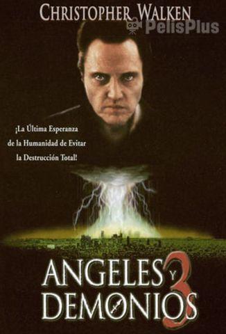 Ángeles y Demonios 3