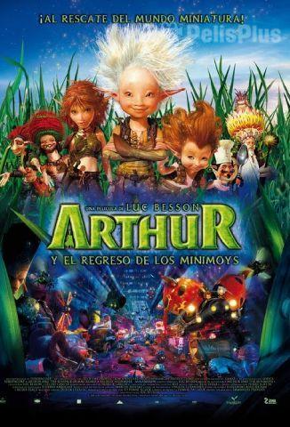 Arthur y El Regreso de Los Minimoys
