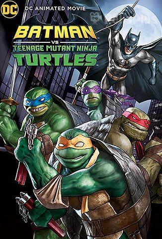 Batman vs. Tortugas Ninjas Mutantes Adolescentes