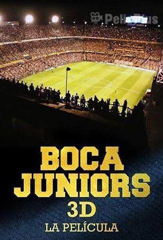 Boca Juniors 3D, La Película