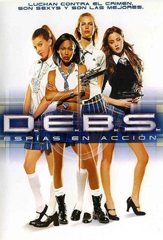 D.E.B.S. Espías en Acción