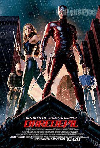 Ver Daredevil El Hombre Sin Miedo 2003 Online Cuevana 3 Peliculas Online