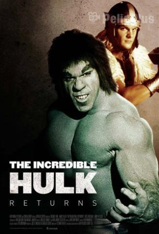 El Regreso del Increible Hulk