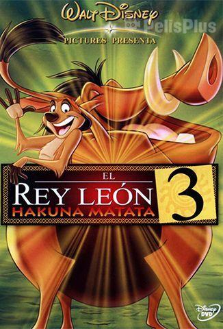 Ver El Rey León 3 Hakuna Matata 2004 Online Cuevana 3 Peliculas Online