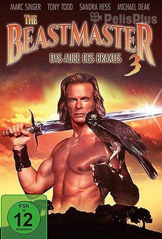 El Señor de las Bestias 3. El Ojo de Braxus