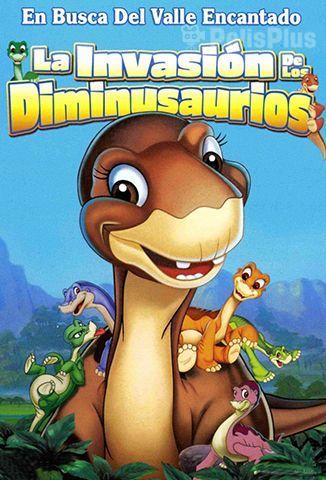 En Busca del Valle Encantado 11: La Invasión de Los Diminosaurios