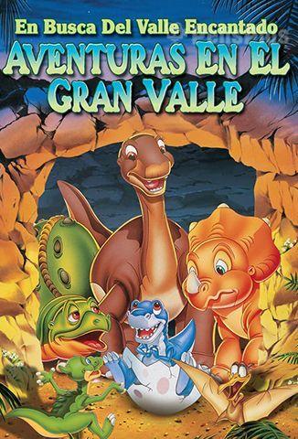 En Busca del Valle Encantado 2: Aventuras en El Gran Valle