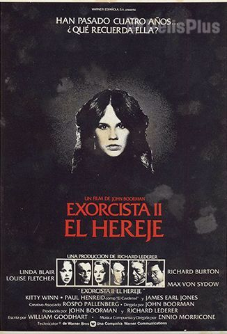 Exorcista II: El Hereje