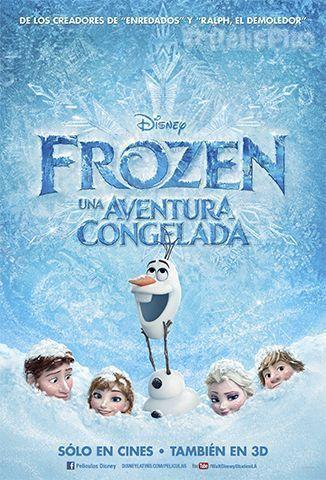 Ver Frozen Una Aventura Congelada 2013 Online Cuevana 3 Peliculas Online