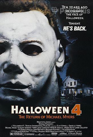 Halloween 4 : El regreso de Michael Myers