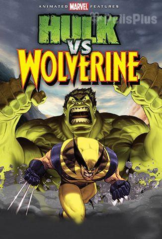Hulk contra Wolverine
