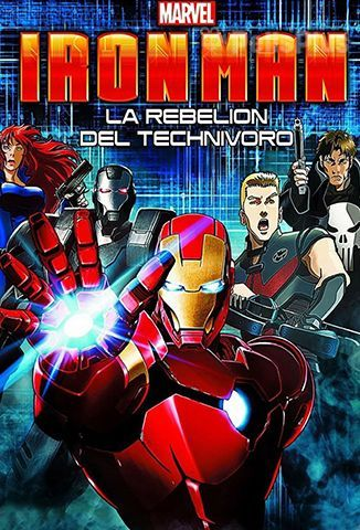 Iron Man: La rebelión de Technovore