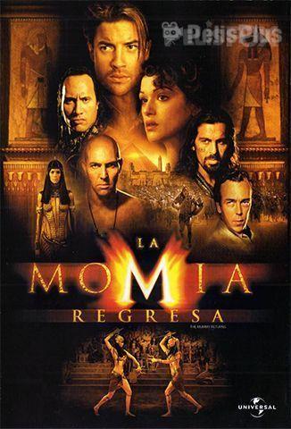 Ver La Momia Regresa 2001 Online Cuevana 3 Peliculas Online