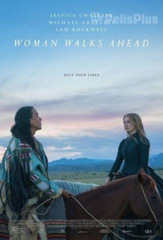 La Mujer que Camina Delante