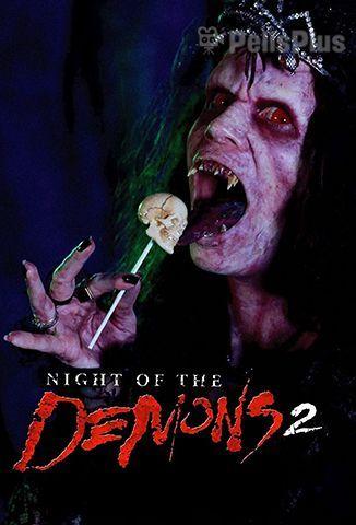 La Noche de Los Demonios 2
