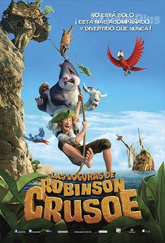 Ver Las Locuras De Robinson Crusoe 2016 Online Cuevana 3 Peliculas Online