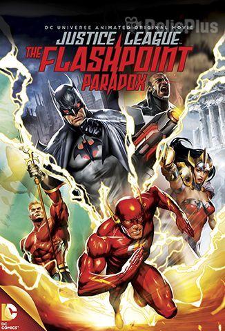 Liga de la Justicia: Paradoja del Tiempo