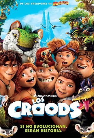 Ver Los Croods 2013 Online Cuevana 3 Peliculas Online