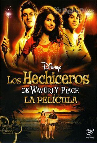 Los Hechiceros de Waverly Place: La Película