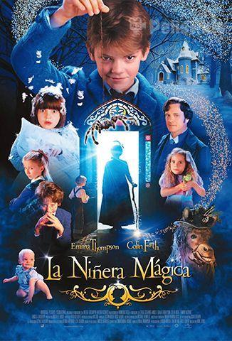 Ver Nanny Mcphee La Nana Mágica 2005 Online Cuevana 3 Peliculas Online