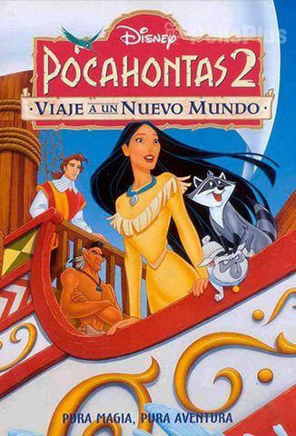 Ver Pocahontas 2 Viaje A Un Nuevo Mundo 1998 Online Cuevana 3 Peliculas Online