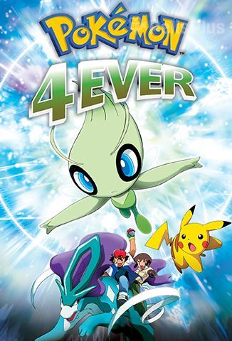 Pokémon 4Ever: Celebi, La Voz del Bosque
