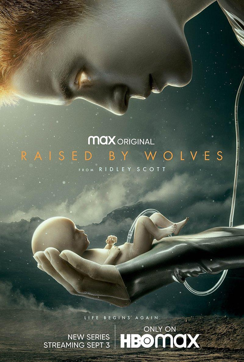 Raised by Wolves 1x1