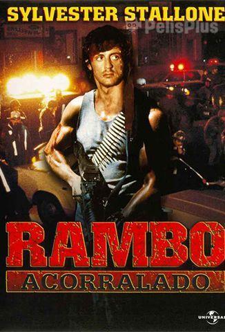 Rambo I: Primera Sangre