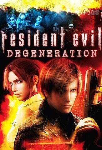 Resident Evil Degeneracion