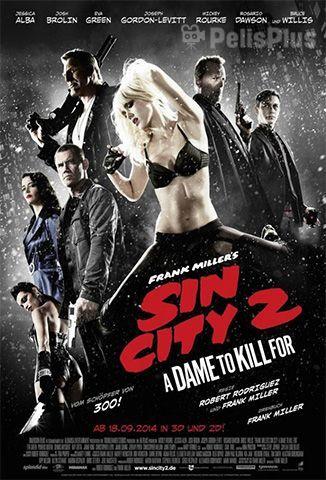 Sin City: La Mujer por la que Mataría