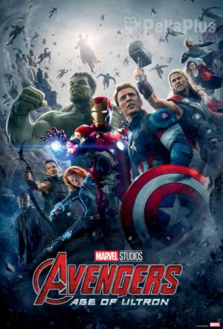 The Avengers 2: La Era de Ultrón