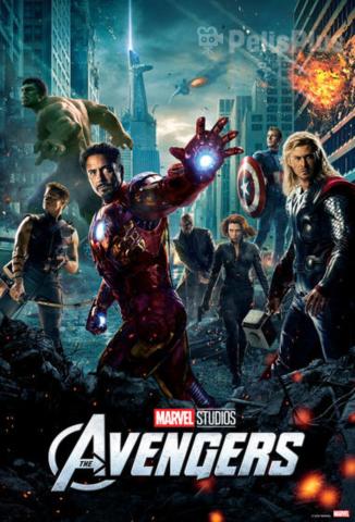 Ver The Avengers Los Vengadores 2012 Online Cuevana 3 Peliculas Online