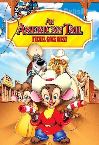 Un Cuento Americano 2: Fievel va al Oeste