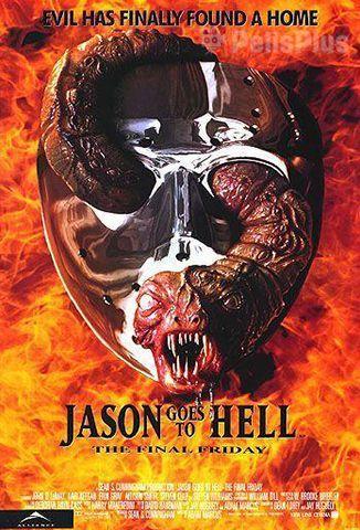 Viernes 13 Parte IX: Jason se va al Infierno